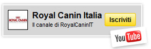 Royal Canin youtube